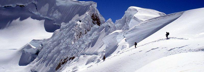 Les guides de montagne, référence du leadership aux États-Unis